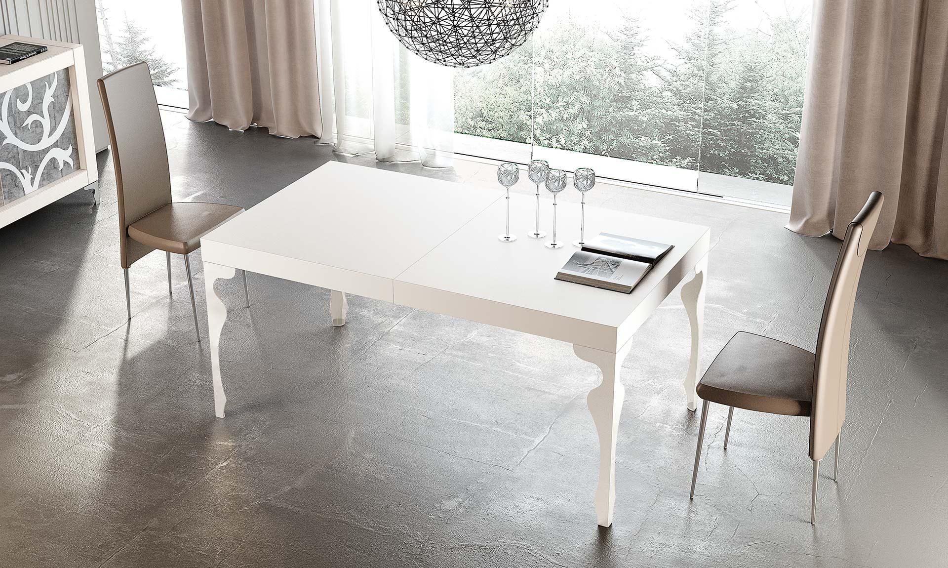 Tavolo moderno Luxury - Meroni Arreda