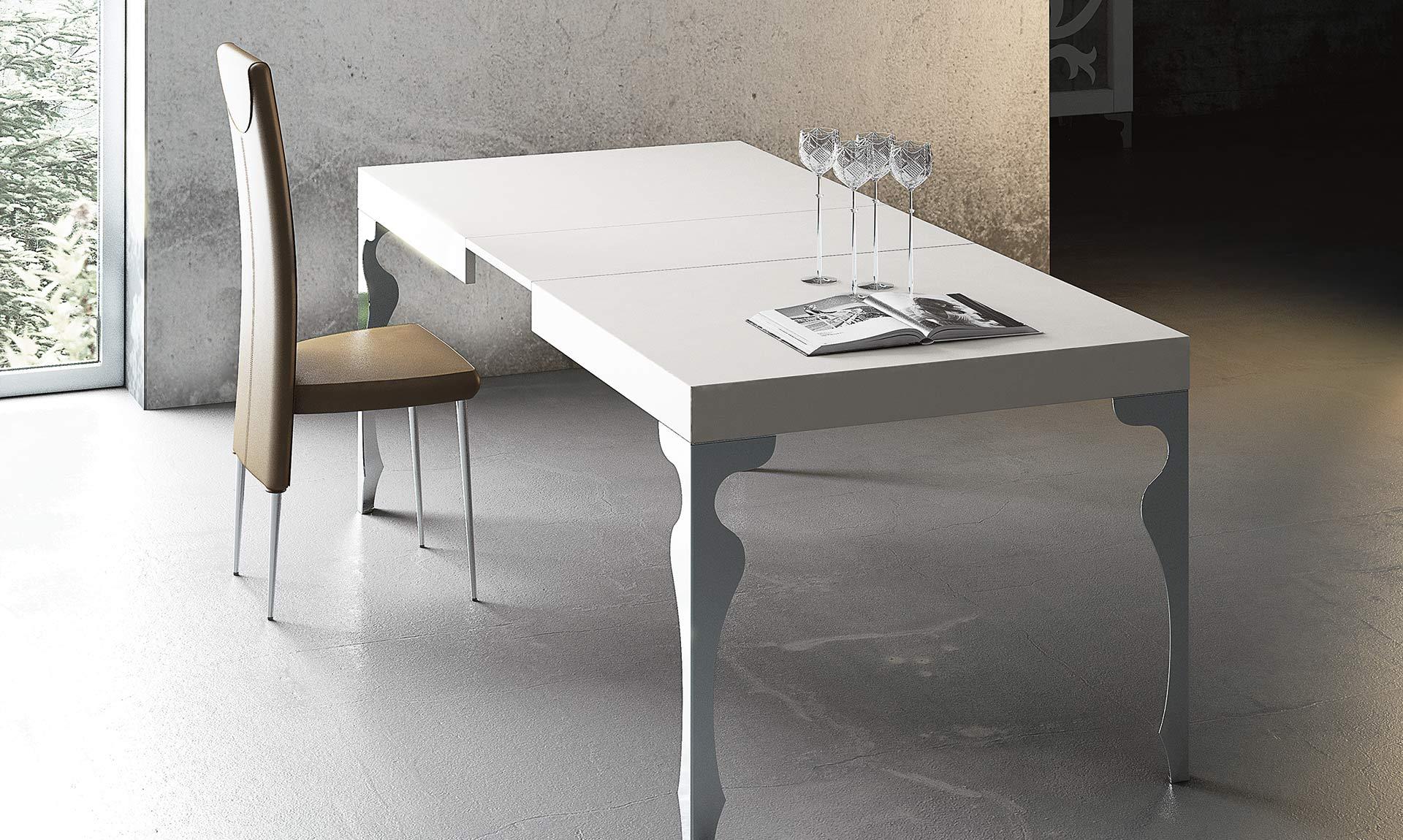 Tavolo moderno luxury meroni arreda - Esalinea mobili ...