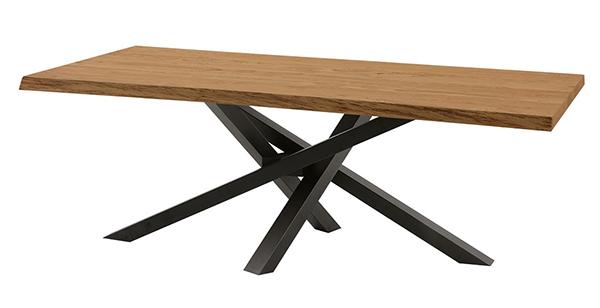 Tavolo in legno shangai meroni arreda - Tavolo shangai riflessi ...