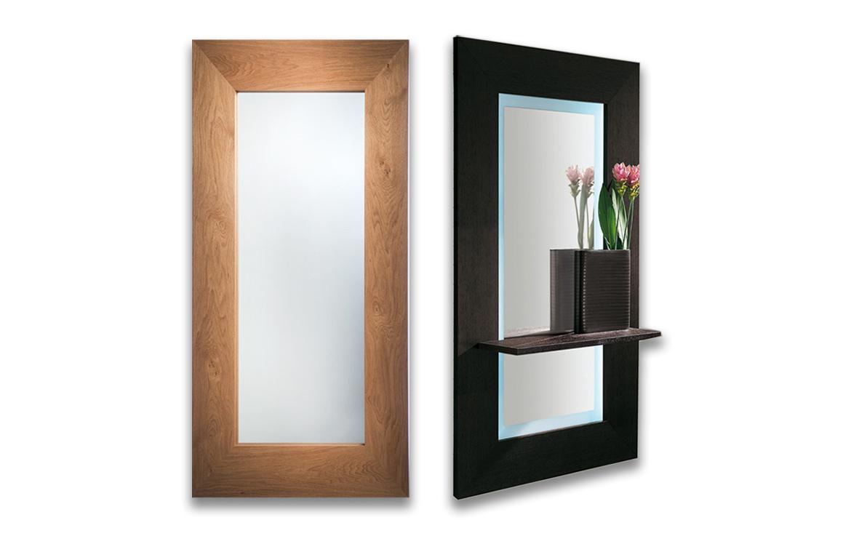 Specchio con mensola Sibilla - Meroni Arreda