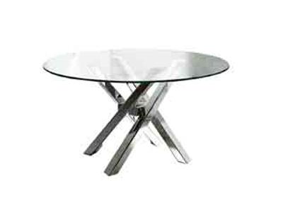 Tavolo con base in vetro shangai small meroni arreda - Base per tavolo in vetro ...