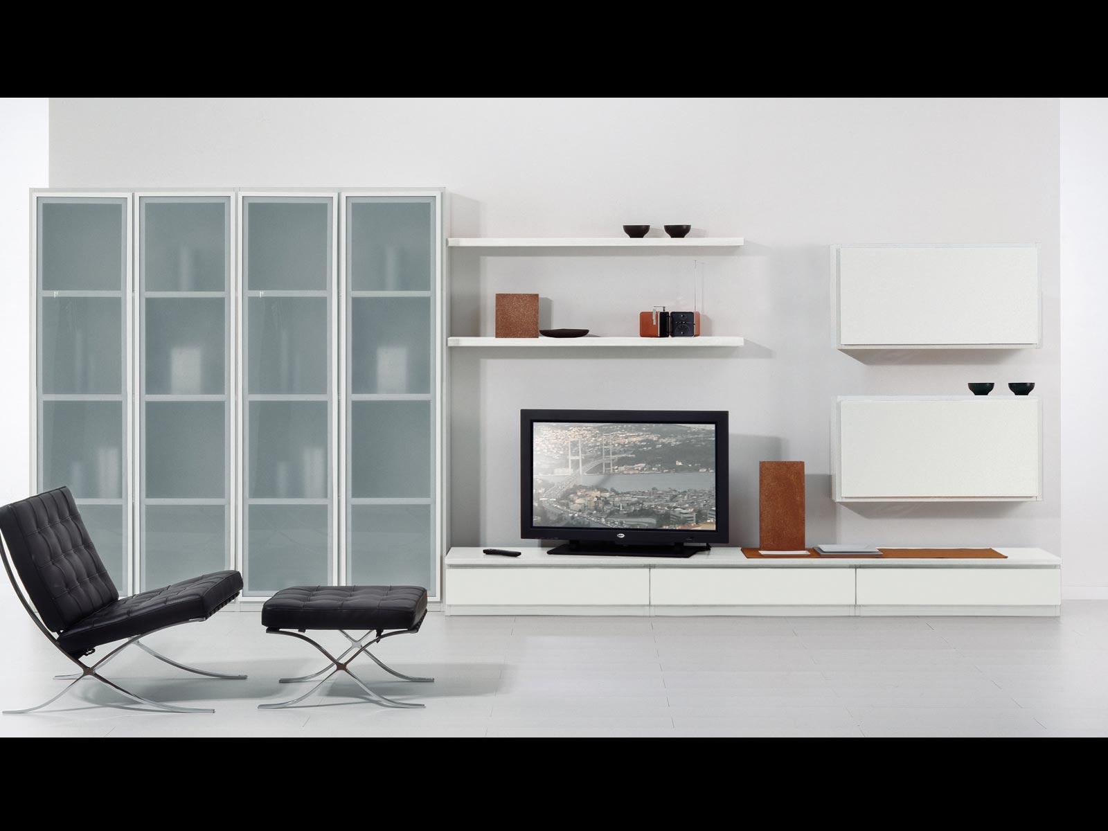 Vetrine Ikea Mobili Soggiorno Componibili.Pareti 5 Meroni Arreda