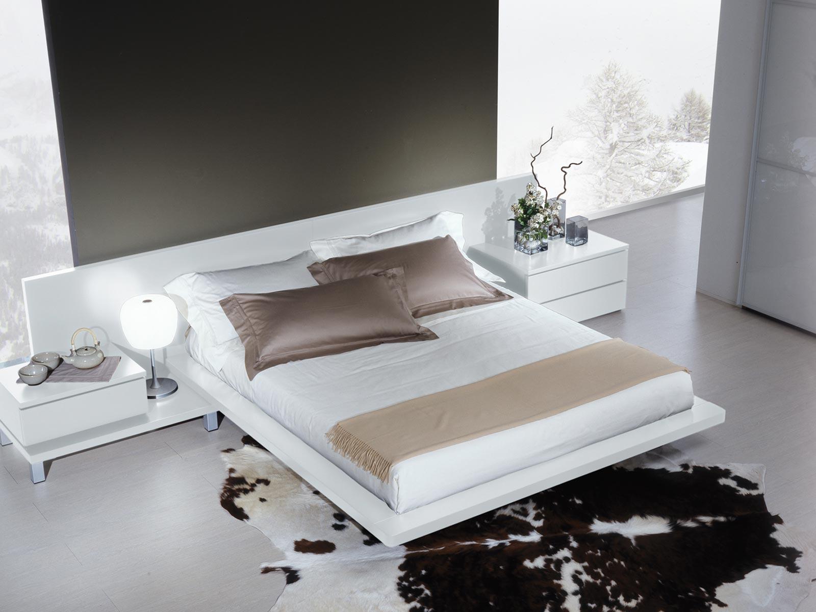 Design 25 meroni arreda for Letto moderno design