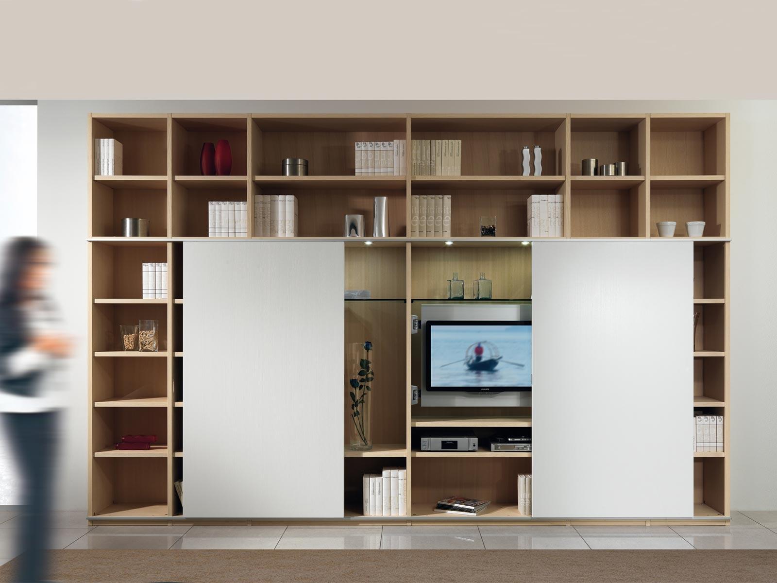 Librerie meroni arreda - Esalinea mobili ...